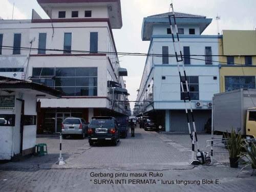 Foto Ruko Surya Inti Permata Surabaya